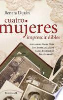 Libro de Cuatro Mujeres Imprescindibles