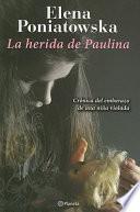 Libro de La Herida De Paulina