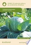 Libro de El Suelo De Cultivo Y Las Condiciones Climáticas. Agaf0108