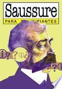 Libro de Saussure Para Principiantes