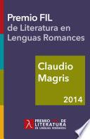 Libro de Claudio Magris. Premio Fil De Literatura En Lenguas Romances 2014