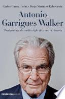 Libro de Antonio Garrigues Walker