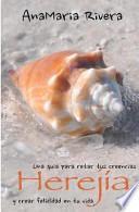 Libro de Herejia / Heresy