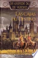 Libro de Las Cajas Del Destino