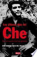 Libro de Los últimos Días Del Che