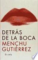 Libro de Detrás De La Boca