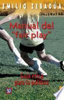 Libro de Manual Del  Fair Play