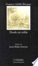 Libro de Desde Mi Celda