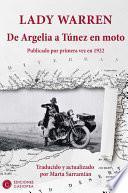 Libro de De Argelia A Tunez En Moto