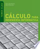 Libro de Cálculo Para Ingeniería Informática