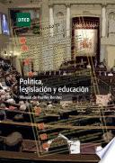 Libro de PolÍtica, LegislaciÓn Y EducaciÓn