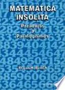 Libro de Matemática Insólita