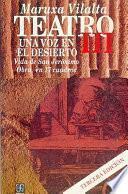 Libro de Teatro Iii