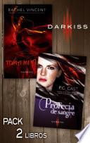 Libro de Pack Darkiss