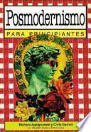 Libro de Postmodernismo Para Principiantes