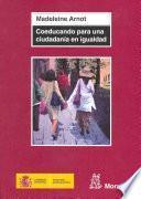 Libro de Coeducando Para Una Ciudadanía En Igualdad