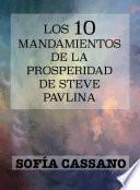 Libro de Los Diez Mandamientos De La Prosperidad De Steve Pavlina