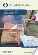 Libro de Soldadura Oxigás. Fmec0210