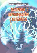 Libro de Sociedad De La Información A La Española