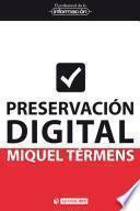 Libro de Preservación Digital