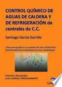 Libro de Control Químico De Aguas De Caldera Y De Refrigeración De Centrales De Ciclo Combinado