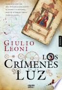 Libro de Los Crímenes De La Luz