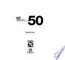 Libro de Los 100 Discos Más Vendidos De Los 50