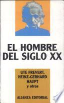 Libro de El Hombre Del Siglo Xx