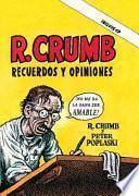 Libro de R. Crumb