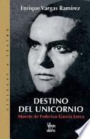Libro de Destino Del Unicornio