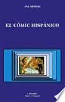 Libro de El Cómic Hispánico