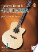 Libro de Quiero Tocar La Guitarra