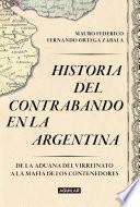 Libro de Historia Del Contrabando En La Argentina