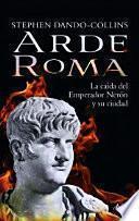 Libro de Arde Roma