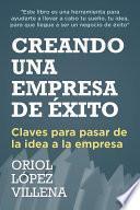 Libro de Creando Una Empresa De éxito