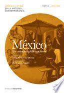 Libro de México. La Construcción Nacional. Tomo 2 (1830 1880)