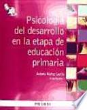 Libro de Psicología Del Desarrollo En La Etapa De Educación Primaria