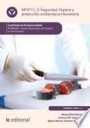 Libro de Seguridad E Higiene Y Protección Ambiental En Hostelería. Hotr0409