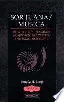 Libro de Sor Juana/música