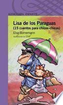 Libro de Lisa De Los Paraguas