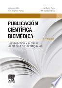 Libro de Publicación Científica Biomédica