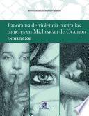 Libro de Panorama De Violencia Contra Las Mujeres En Michoacán De Ocampo. Endireh 2011