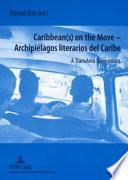 Libro de Archipiélagos Literarios Del Caribe