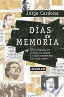 Libro de Días De Memoria