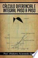 Libro de Clculo Diferencial E Integral Paso A Paso