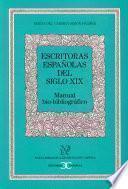 Libro de Escritoras Españolas Del Siglo Xix