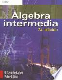 Libro de Álgebra Intermedia
