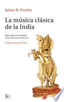Libro de La Música Clásica De La India