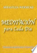 Libro de Meditación Para Cada Día