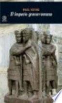Libro de El Imperio Grecorromano
